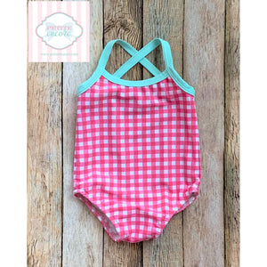 One piece swimsuit by Edgehill Collection 3-6m