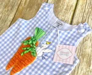 Mud Pie Easter one piece 12-18m