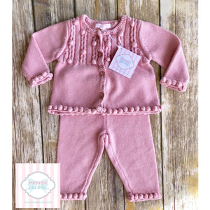 Two piece set by Dylan and Abby 3-6m
