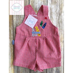 Vintage one piece by Samara 6-9m