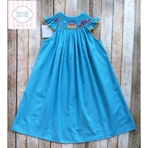 Smocked dress by Be Mine 4T