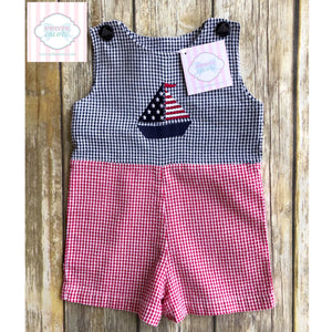 Patriotic one piece 12m