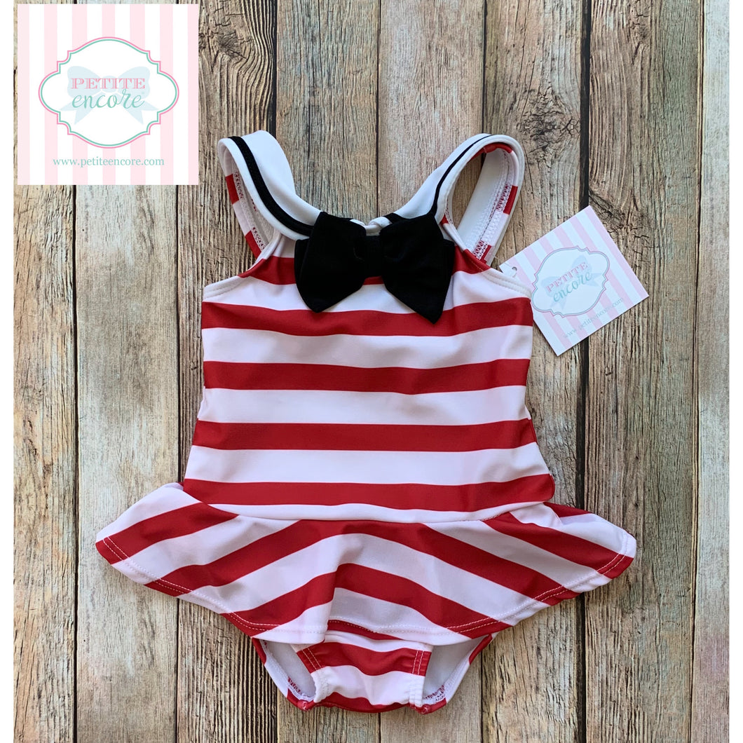 Olivia for Gymboree one piece swimsuit 6-12m