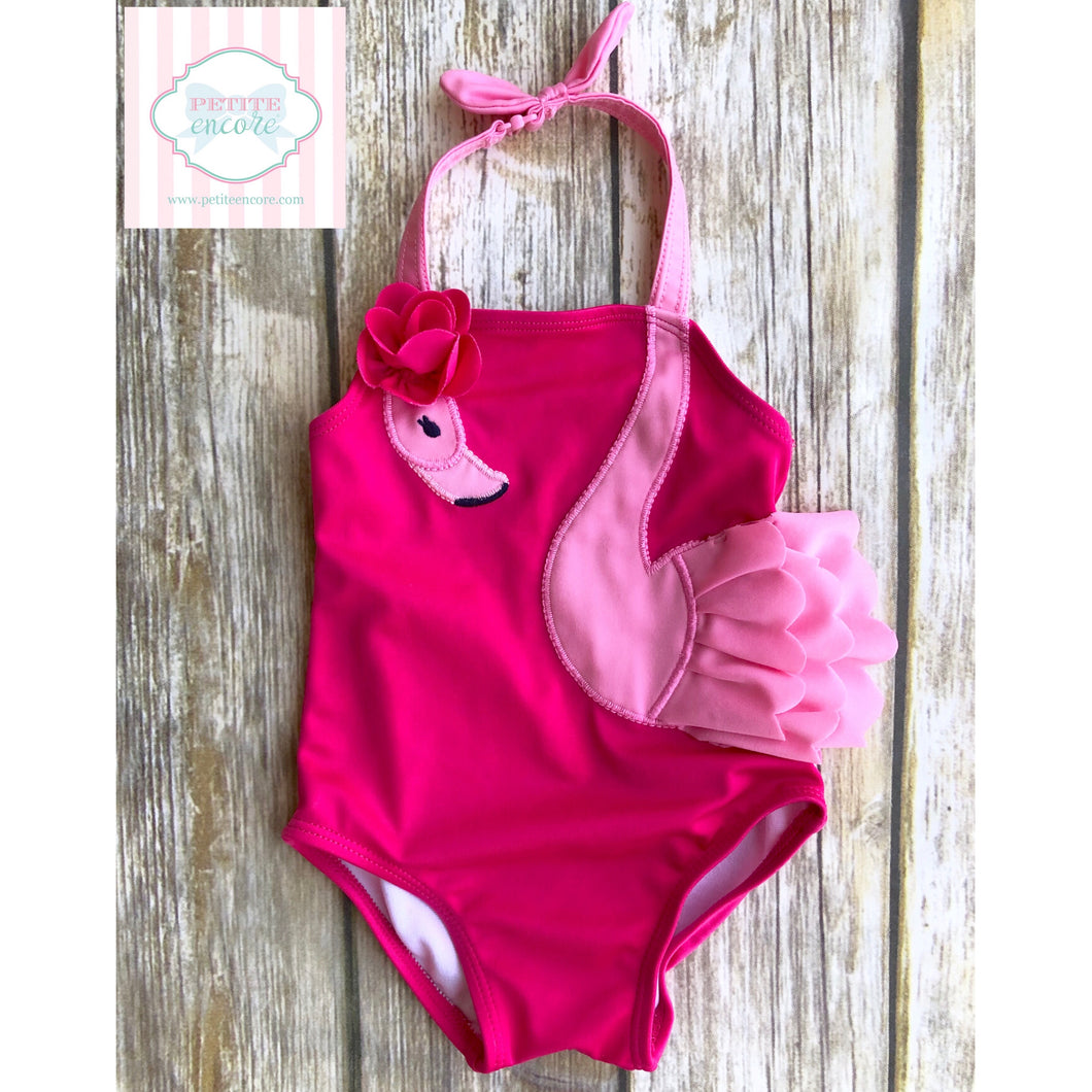 Gymboree swimsuit 6-12m