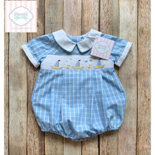 Smocked bubble 3m
