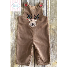 Reindeer themed one piece 9m