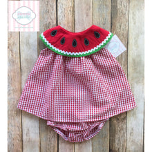 Watermelon themed two piece 6m
