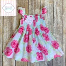 Floral dress by Janie and Jack 12-18m