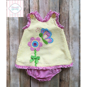 Bonnie Baby two piece 3-6m