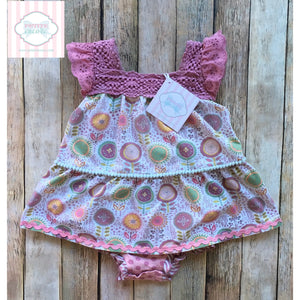 One piece by Matilda Jane 6-12m