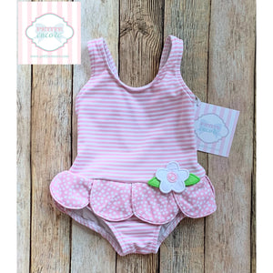 One piece swimsuit by Florence Eiseman 6m
