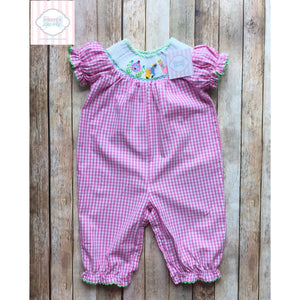 Princess themed one piece by Lil Cactus 18-24m