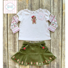 Gingerbread two piece by Gymboree 18-24m