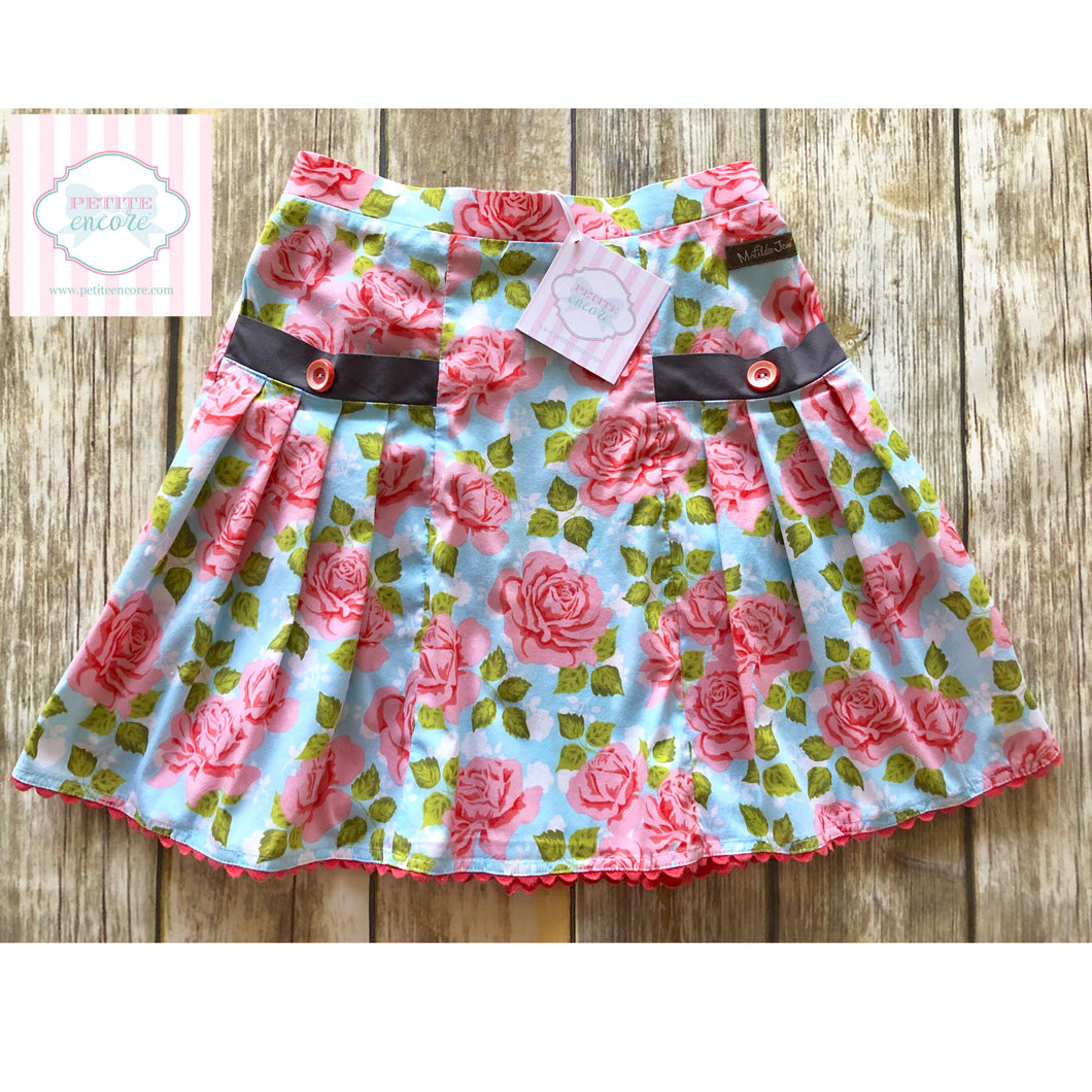 Matilda Jane floral skirt 6