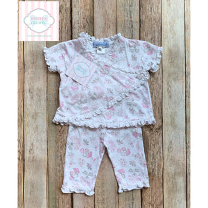 Two piece by Feather Baby 0-3m