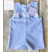 Golf themed smocked one piece by Edgehill Collection 9m