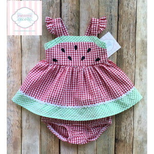 Watermelon themed two piece 3m