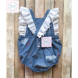 One piece by Mud Pie Baby 12-18m