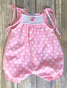Victoria Kids one piece 3-6m
