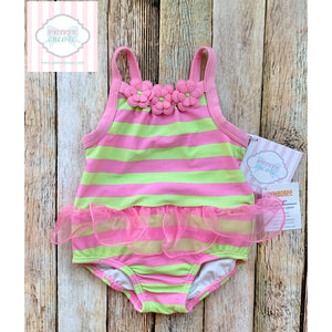 One piece swimsuit by Gymboree 3-6m