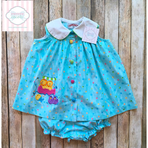 Two piece 3T