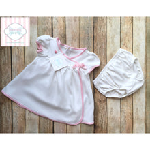 Janie and Jack two piece 3-6m