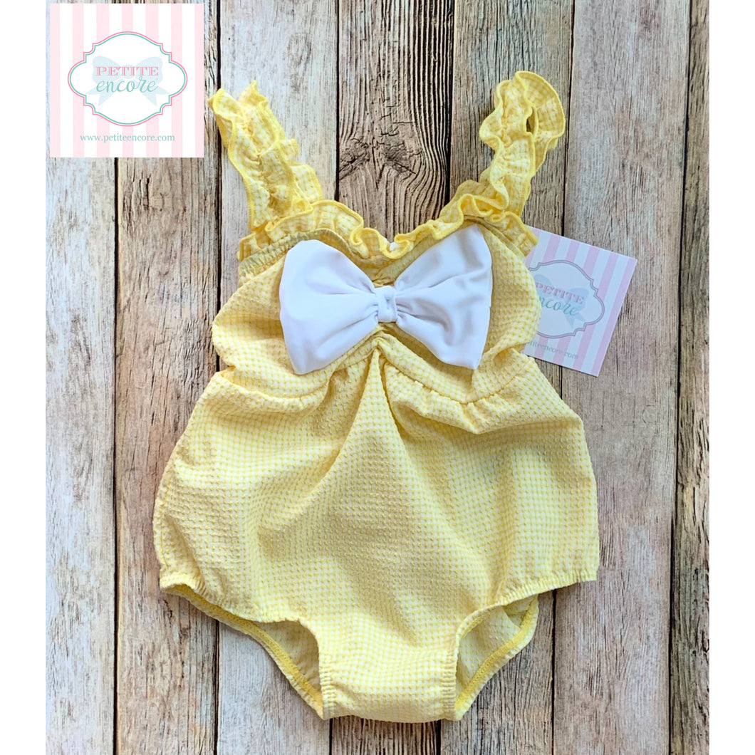 One piece swimsuit by Monsoon 0-3m