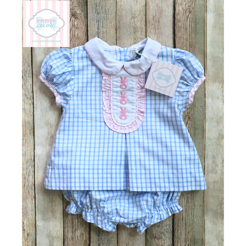 Cecil & Lou Easter two piece 12m