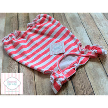Mud Pie Baby one piece 0-6m