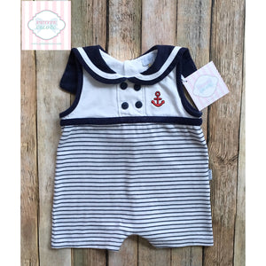 Nautical one piece by Le Top 9m