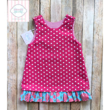 Reversible dress by The Bailey Boys 24m