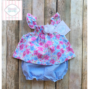 Laura Ashley two piece 0-3m