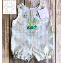 Frog themed one piece 6-9m