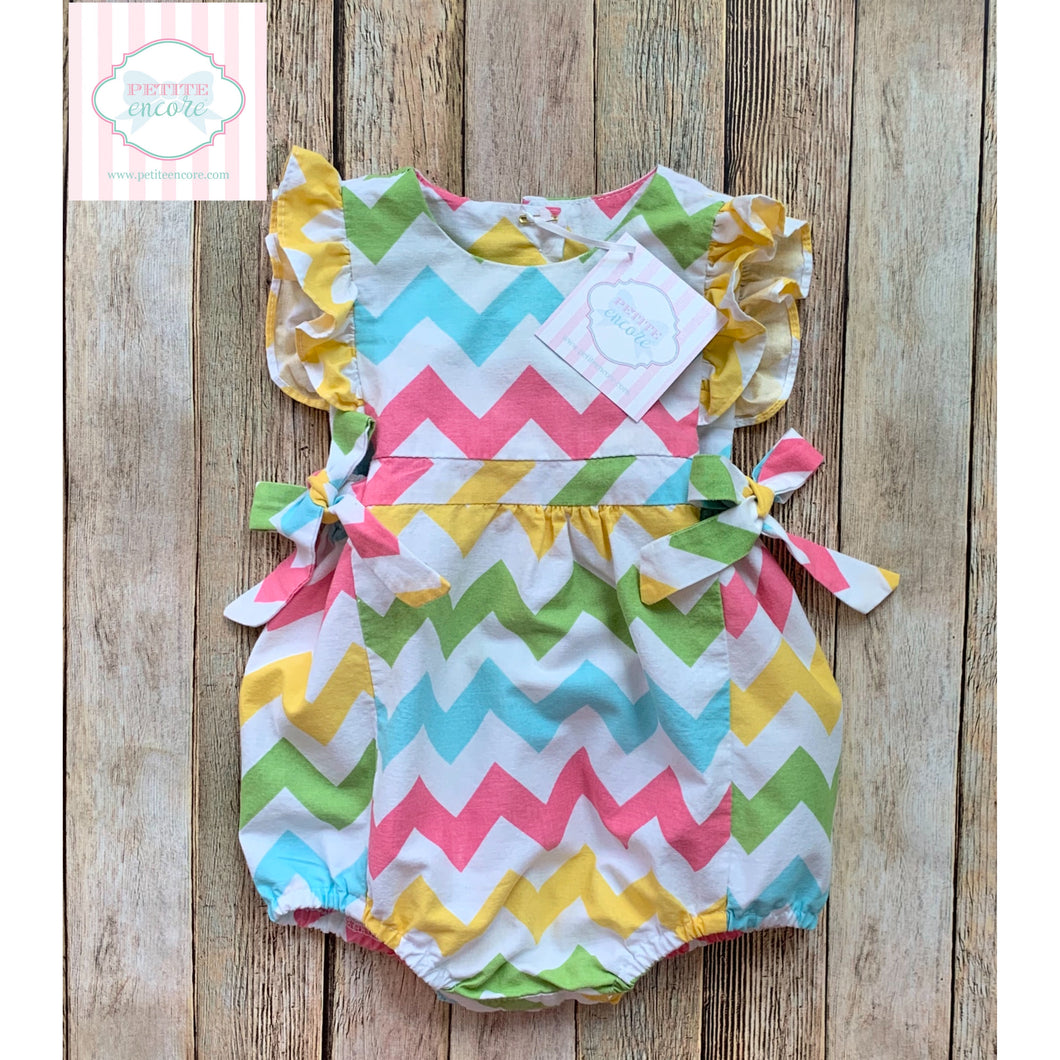 Chevron one piece 6m