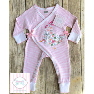 Mud Pie Baby one piece 3-6m