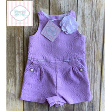 Janie and Jack romper 6-12m