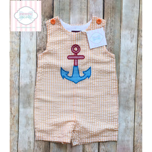 Nautical themed one piece 12-18m