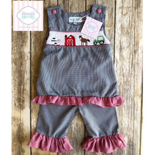 Smocked two piece 12m