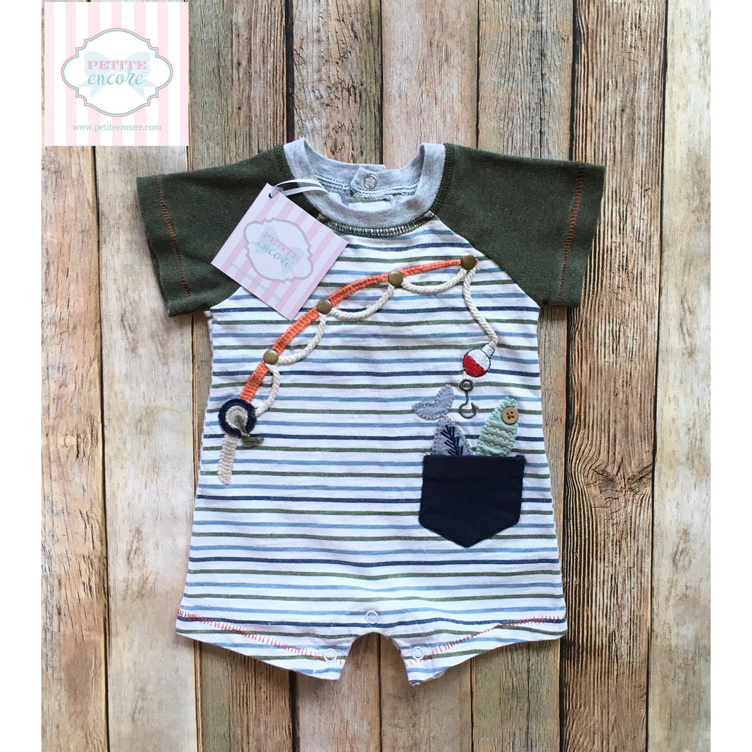 One piece by Mud Pie Baby 0-3m