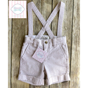 Janie and Jack shorts 6-12m
