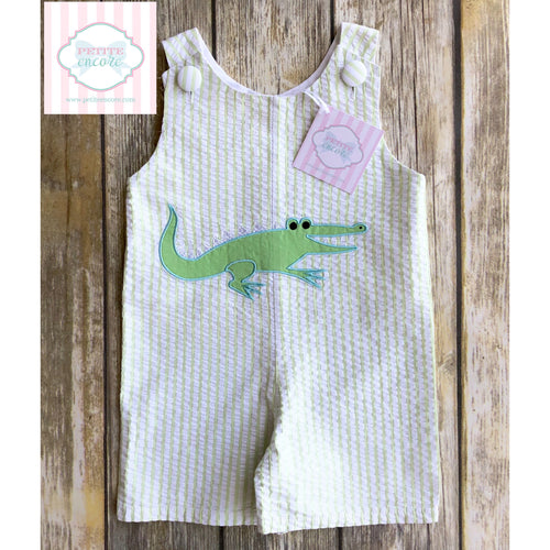 Alligator one piece by Mary Michael 12m