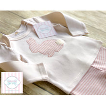 Easter themed two piece set 0-3m