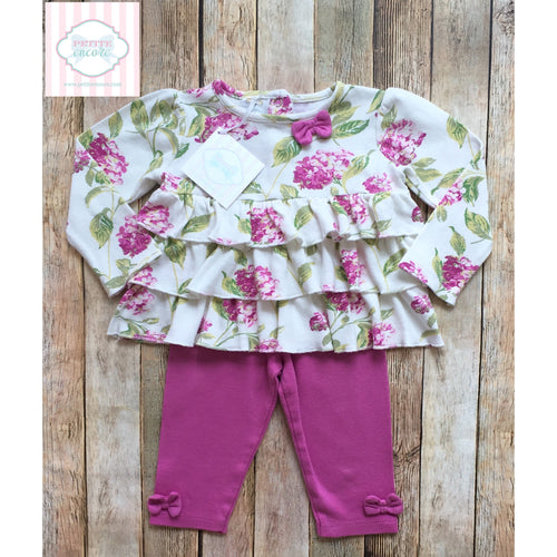 Laura Ashley two piece 18m