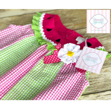 Watermelon dress by Emily Rose 4T
