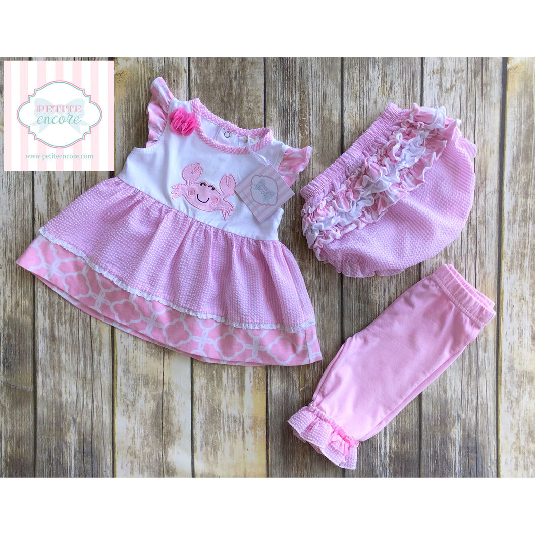 Three piece by Nursery Rhyme 12m