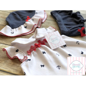 Nautical set by Starting Out 3m