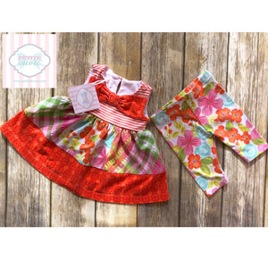 Two piece by Bonnie Baby 3-6m