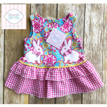Bunny dress by Nursery Rhyme 12m