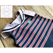 Nautical one piece 3-6m