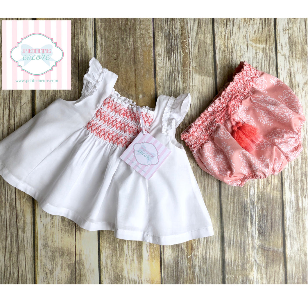 Tommy Bahama two piece 0-3m